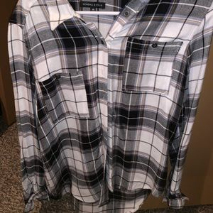 Kendall and Kylie flannel